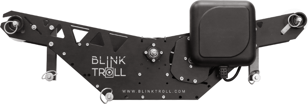 Blinktroll device